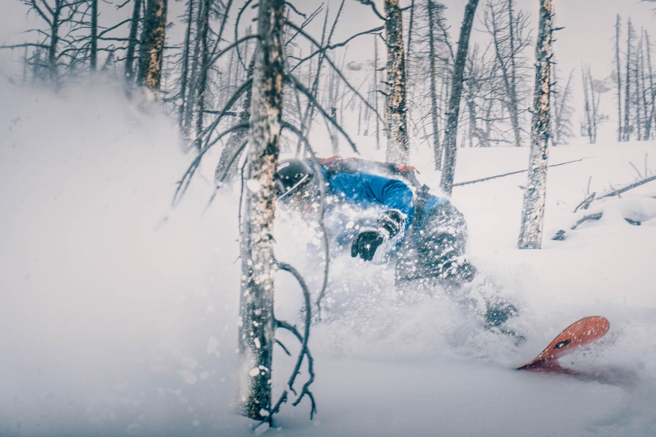 Helen Shoulder Ski Touring